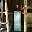 Standing Bear Hostel (clean linen closet) by Sean The Bug in Hostels