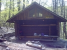 Ensign Cowall Shelter from front by mooseboy in Maryland & Pennsylvania Shelters