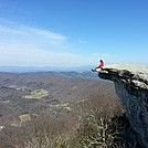 Sittin on top by JumpMaster Blaster in Section Hikers
