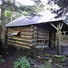 Roan High Knob Shelter by JumpMaster Blaster in North Carolina & Tennessee Shelters