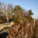 Sunrise on McAfee Knob by JumpMaster Blaster in Views in Virginia & West Virginia