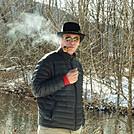 Shenandoah River in Winter by Caddywhompus in Faces of WhiteBlaze members