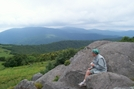 Carvers Gap To Us19e by Rentman in Section Hikers