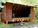 Boyce Shelter - Long Trail VT by Rough in Vermont Shelters