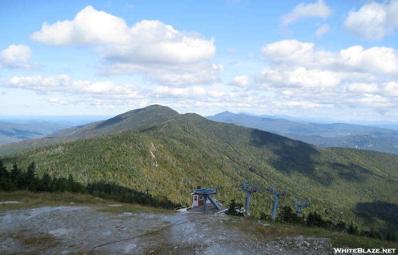 Mt Ellen From Lincoln Peak Lt Vermont Whiteblaze Gallery