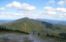 Mt Ellen From Lincoln Peak, Lt Vermont by Rough in Long Trail