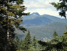 Mt Mansfield From Bolton Mtn, Long Trail Vt