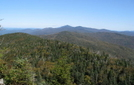 Dean Panorama - Stark Mt, Lt Vermont by Rough in Long Trail