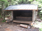 Dean Shelter (renovated Fall 2009) by Rough in Long Trail