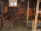Jay Camp interior - Long Trail VT