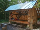 Rolston Rest VT ( rebuilt 2004) by Rough in Vermont Shelters