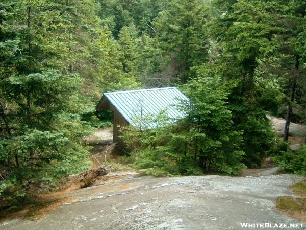 Shooting Star Shelter - VT's Long Trail