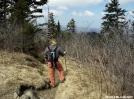 Heading Toward Silar\'s Bald by shaman in Trail & Blazes in North Carolina & Tennessee