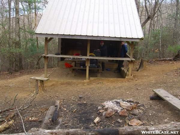 Gooch Mountain Shelter
