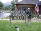 Grizzly Adam At Headquarters Of The Cca by Jerm in Colorado Trail