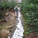 Frozen trails by Roanmtnman in Trail & Blazes in North Carolina & Tennessee
