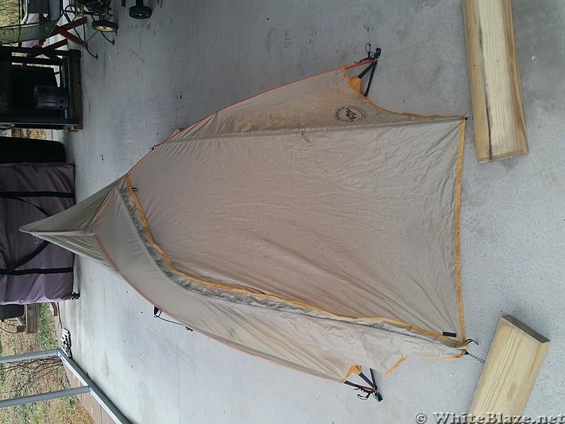UL tent