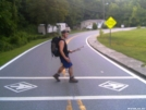 Abby road hot springs by johnnyblisters in North Carolina &Tennessee Trail Towns