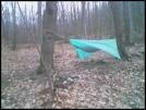 hammocksetup by johnnyblisters in Hammock camping