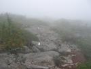 White Cap Fog by Turtle2 in Trail & Blazes in Maine
