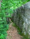 Ccc Wall by Turtle2 in Trail & Blazes in Virginia & West Virginia