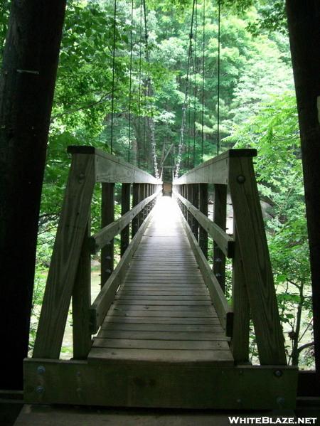 Tye River Bridge