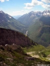 day hike highline trail glacier park by thecaptain in Other Trails