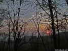 sunrise at wesser bald shelter May 07 by thecaptain in Section Hikers