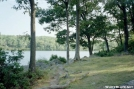 Sunfish Pond by Buckingham in Trail & Blazes in New Jersey & New York