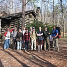 AT and Michener Cabin by Axeman in Section Hikers