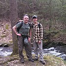 Father and son by Axeman in Section Hikers