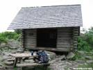 Thomas Knob Shelter (July 2, 2005) by D'Artagnan in Virginia & West Virginia Shelters