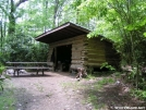 Flint Mountain Shelter by LovelyDay in North Carolina & Tennessee Shelters