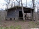 Standing Indian Shelter by LovelyDay in North Carolina & Tennessee Shelters