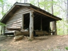 Brown Fork Gap Shelter by LovelyDay in North Carolina & Tennessee Shelters