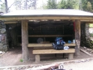Peck's Corner Shelter by LovelyDay in North Carolina & Tennessee Shelters