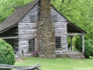 Historic Log Cabin by LovelyDay in Views in North Carolina & Tennessee