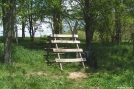 Climb-Over Stile by LovelyDay in Trail & Blazes in Virginia & West Virginia
