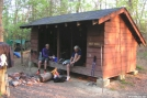 Knot Maul Shelter by LovelyDay in Virginia & West Virginia Shelters