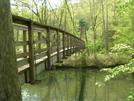 Kimberling Creek Suspension Bridge by LovelyDay in Views in Virginia & West Virginia