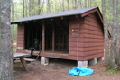 Jenny Knob Shelter by LovelyDay in Virginia & West Virginia Shelters