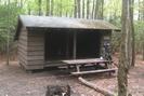 Laurel Creek Shelter by LovelyDay in Virginia & West Virginia Shelters