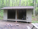 War Spur Shelter by LovelyDay in Virginia & West Virginia Shelters