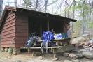 Thunder Hill Shelter by LovelyDay in Virginia & West Virginia Shelters