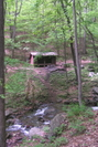 Harper's Creek Shelter by LovelyDay in Virginia & West Virginia Shelters