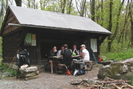 Hightop Hut by LovelyDay in Virginia & West Virginia Shelters