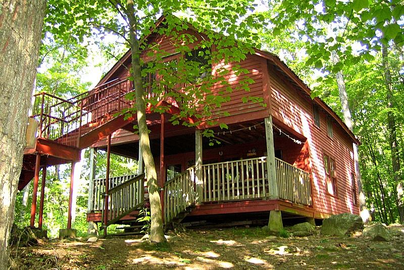 Upper Goose Pond Lodge