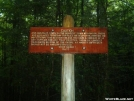 100 mile wildness warning by Baby Blue in Trail & Blazes in Maine