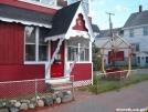 A.T. Lodge in Millinocket by Baby Blue in Hostels