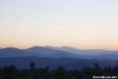 Sunset from Old Blue Mountain